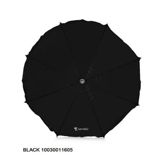 Ομπρέλα για παιδικό καρότσι Black