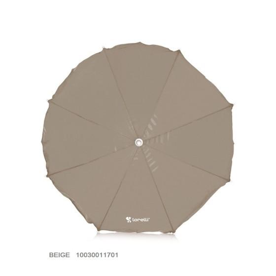 Ομπρέλα για παιδικό καρότσι  Beige