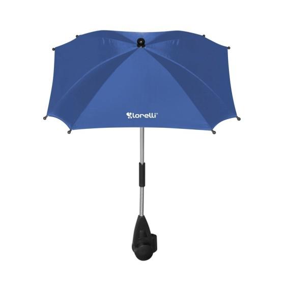 Ομπρέλα για παιδικό καρότσι UV protection Light Blue
