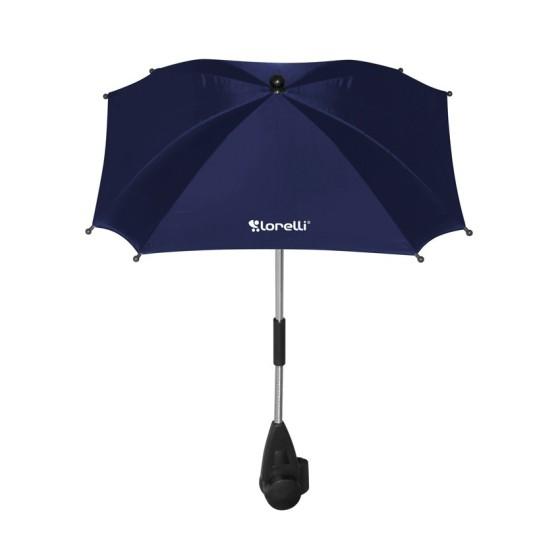 Ομπρέλα για παιδικό καρότσι UV protection Dark blue