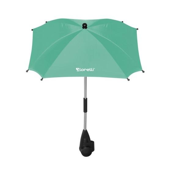 Ομπρέλα για παιδικό καρότσι UV protection  green