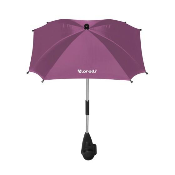 Ομπρέλα για παιδικό καρότσι UV protection rose