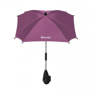 UMBRELLA Stroller UV Protection rose
