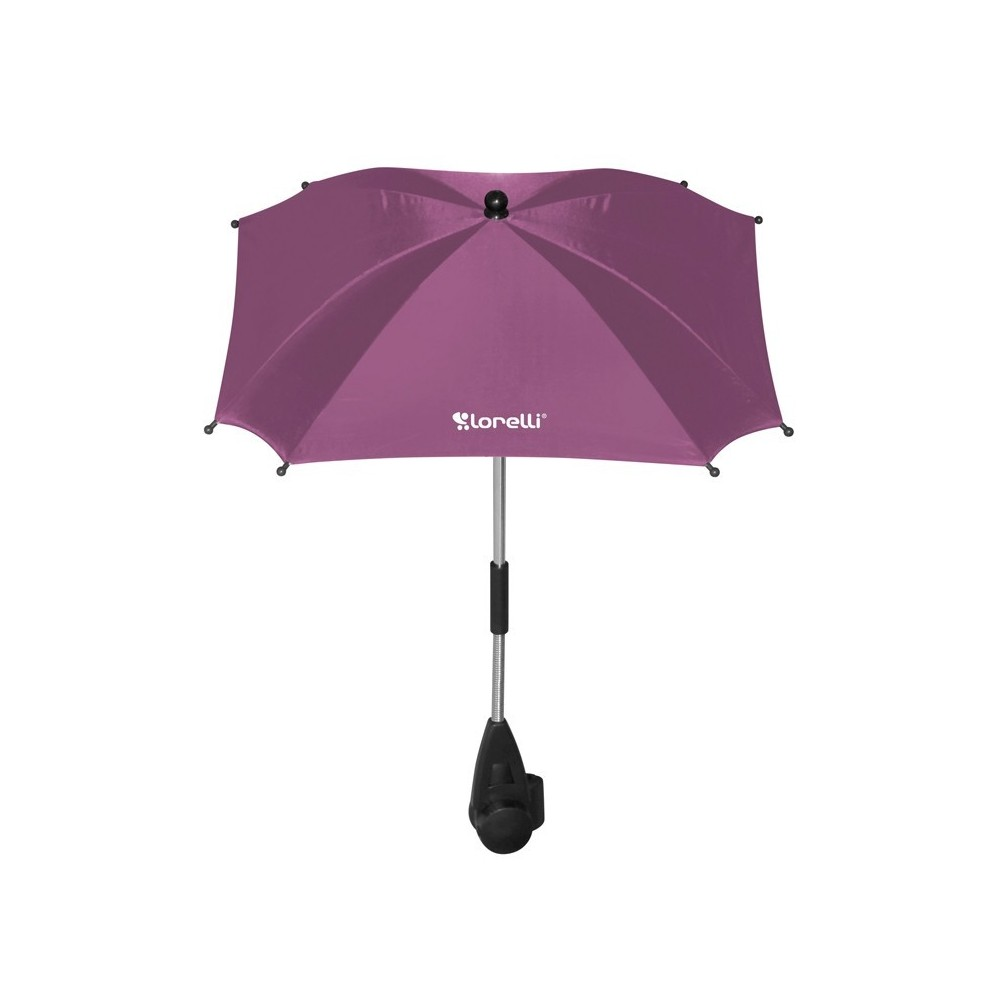 UMBRELLA Stroller UV Protection rose