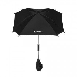 UMBRELLA Stroller UV Protection  Black
