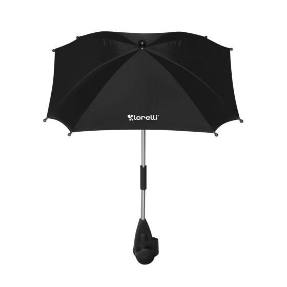 Ομπρέλα για παιδικό καρότσι UV protection  Black