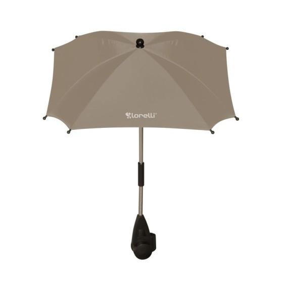 Ομπρέλα για παιδικό καρότσι UV protection  Beige