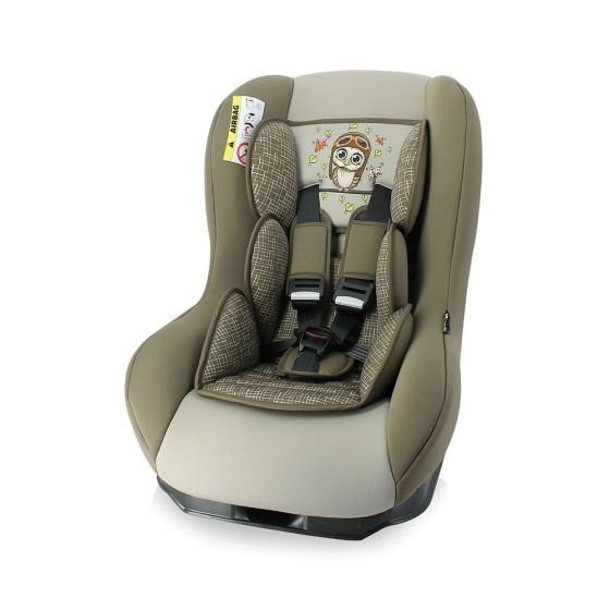 Καθισμα αυτοκινήτου BETA PLUS BEIGE BUHO