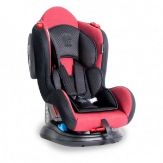 Κάθισμα αυτοκινήτου  JUPITER+SPS RED&BLACK