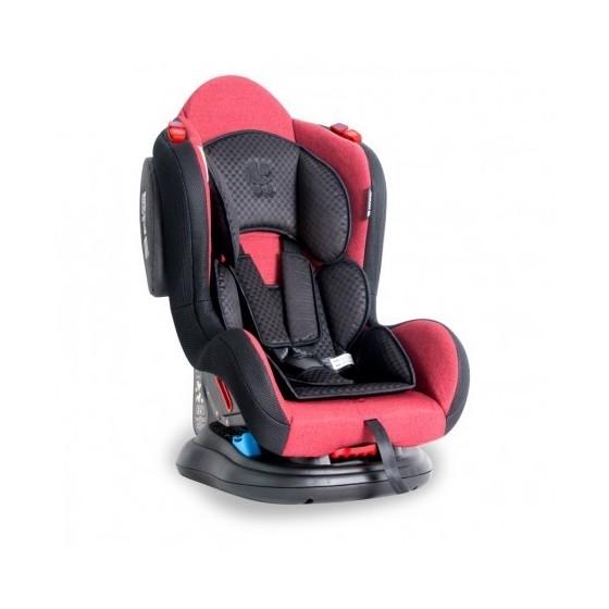 CAR SEAT JUNIOR+SPS RED&BLACK