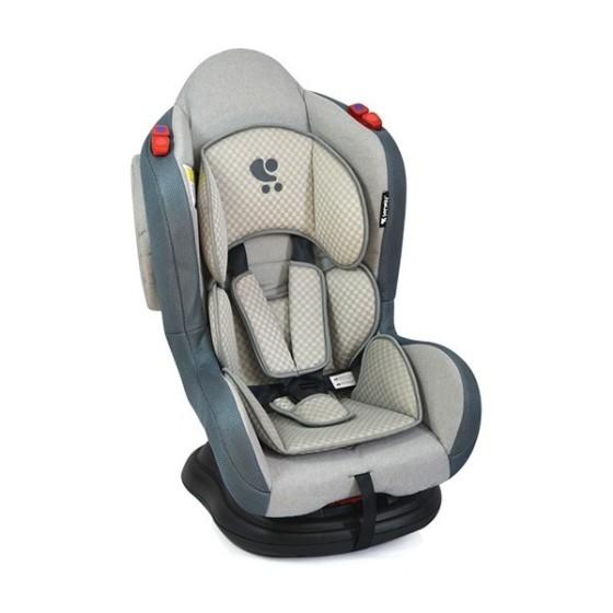 CAR SEAT JUNIOR+SPS GREY
