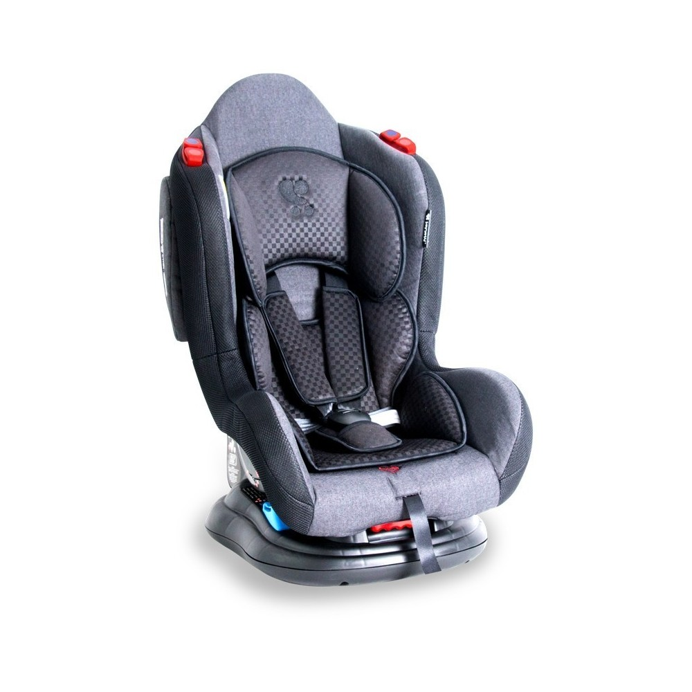 CAR SEAT JUNIOR+SPS BLACK