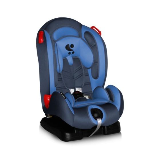 CAR SEAT  F1  DARK&LIGHT BLUE