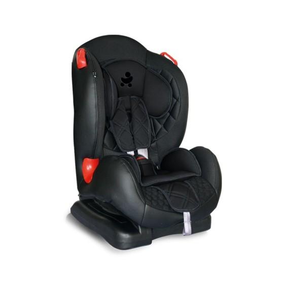 CAR SEAT  F1  BLACK LEATHER