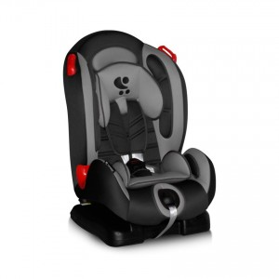 CAR SEAT  F1   BLACK&GREY