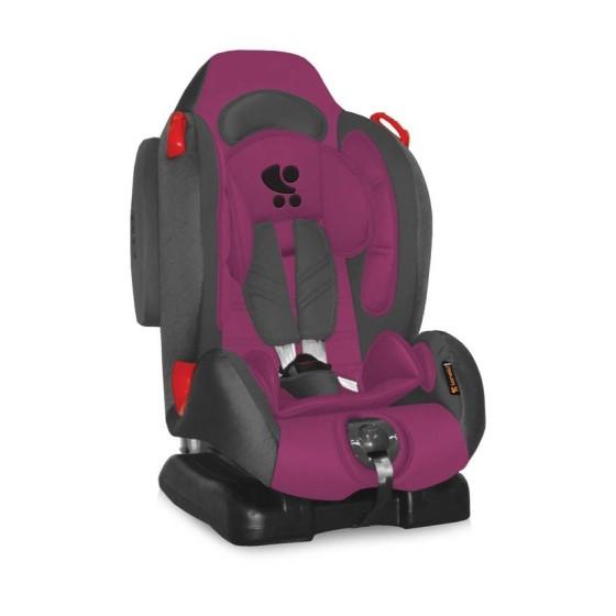 CAR SEAT  F2+SPS Violet&Grey