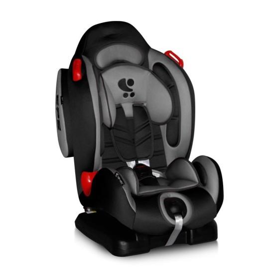 CAR SEAT F2+SPS  BLACK&GREY