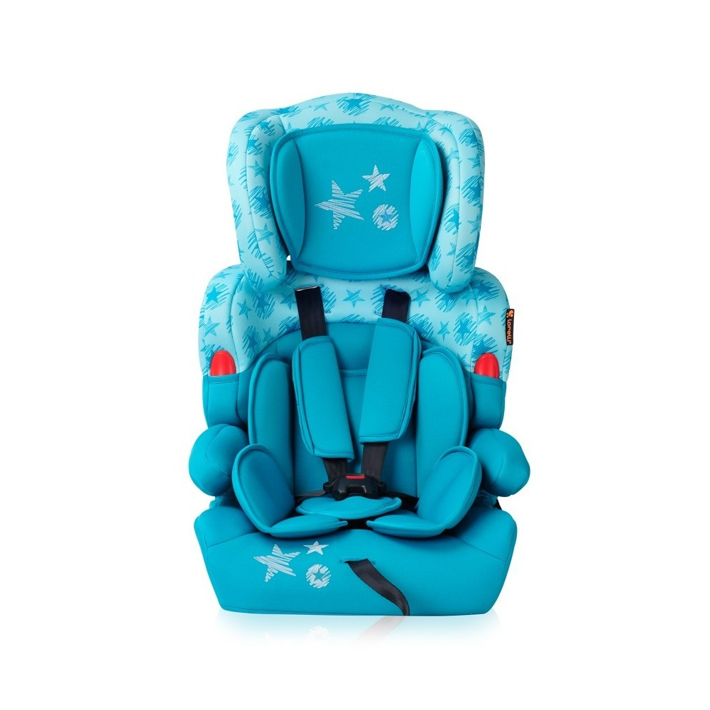 CAR SEAT KIDDY AQQUAMARINE STARS