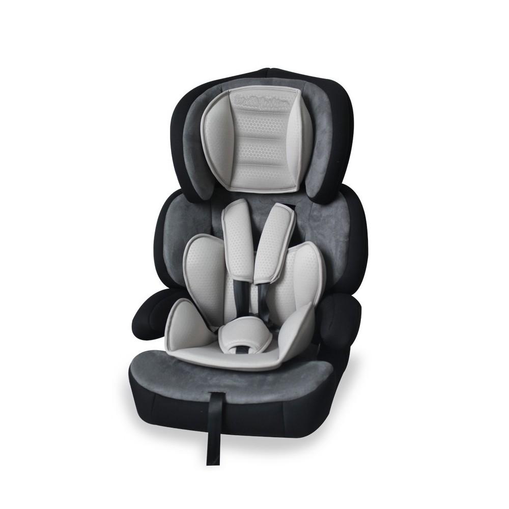 CAR SEAT JUNIOR Premium GREY