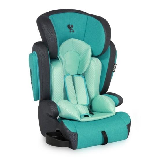 CAR SEAT  OMEGA+SPS GREEN&GREY