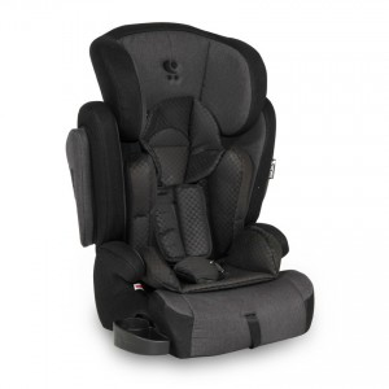 CAR SEAT  OMEGA+SPS BLACK