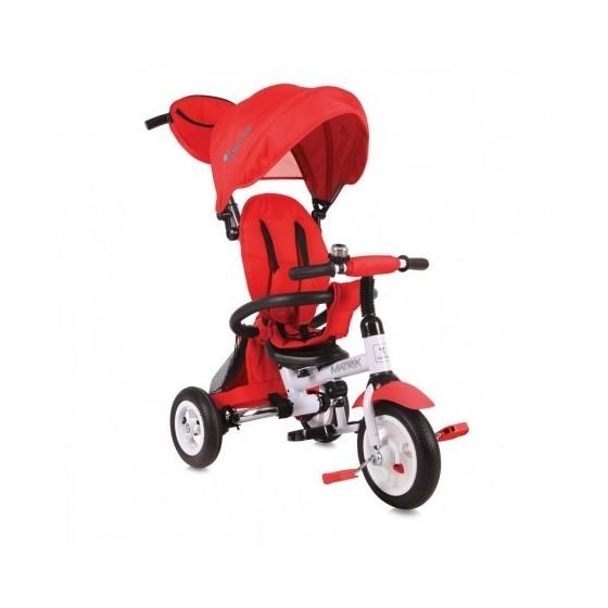 Παιδικό Τρίκυκλο Ποδήλατο MATRIX Air Tires  Red