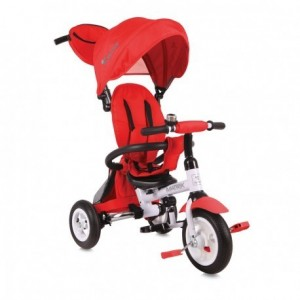 Tricycle MATRIX /Air Wheels/ Red