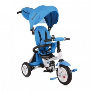 Tricycle MATRIX /Air Wheels/ Light Blue