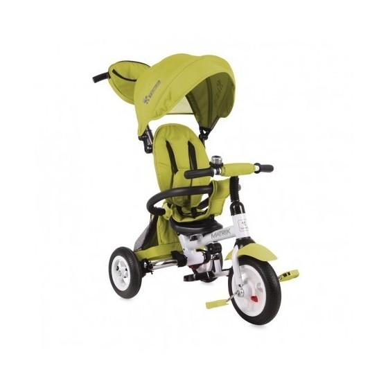 Παιδικό Τρίκυκλο Ποδήλατο MATRIX Air Tires  Light Green