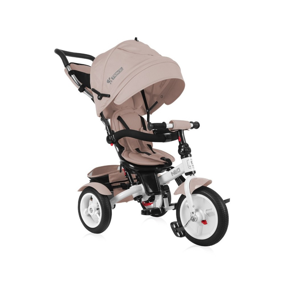 Tricycle NEO /Air Wheels/ Ivory
