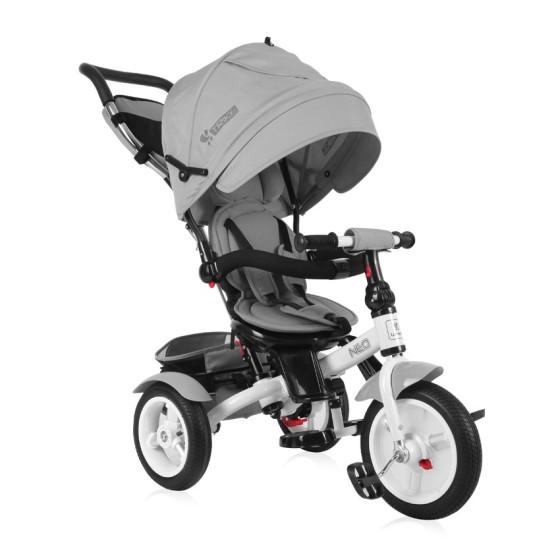 Tricycle NEO /Air Wheels/ Grey