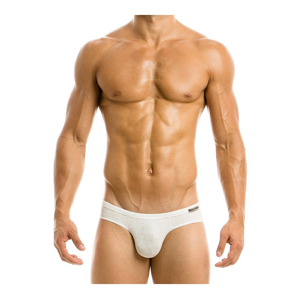 MOHAIR BRIEF OFF WHITE