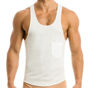 MOHAIR TANKTOP OFF WHITE