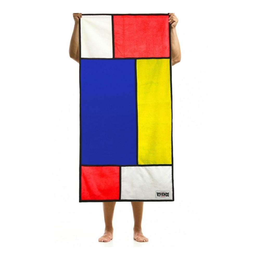 Πετσέτα θαλάσσης - Spa MONDRIAN