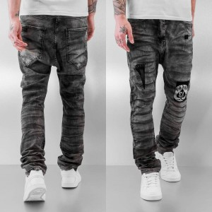 JEAN LUCKY BLACK WASH