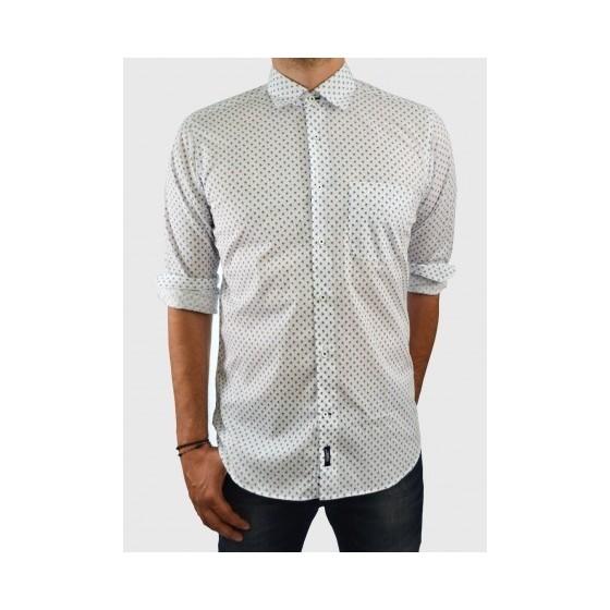 Ανδρικό πουκάμισο με φοίνικες