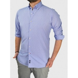 Man Shirt with red pattern