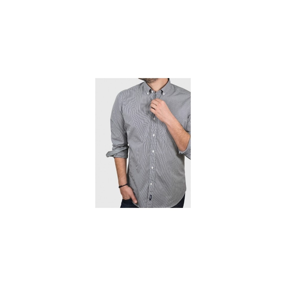Man Mini check shirt 2 colours