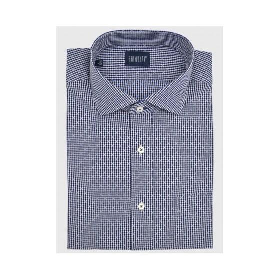 Ανδρικό πουκάμισο μικρό καρό