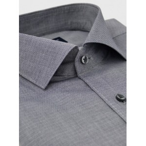 Mens business shirt 2 collers