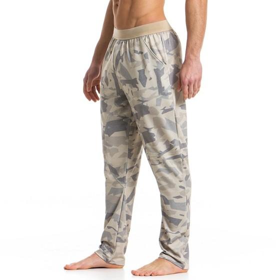 Ανδρικό παντελόνι παραλλαγής - Άμμου