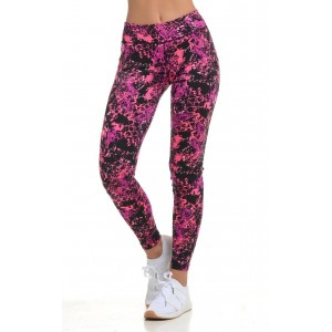 Women's leggings with print