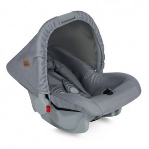 Car Seat BODYGUARD GREY BABY OWLS