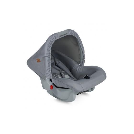 Car Seat BODYGUARD GREY BABY OWLS