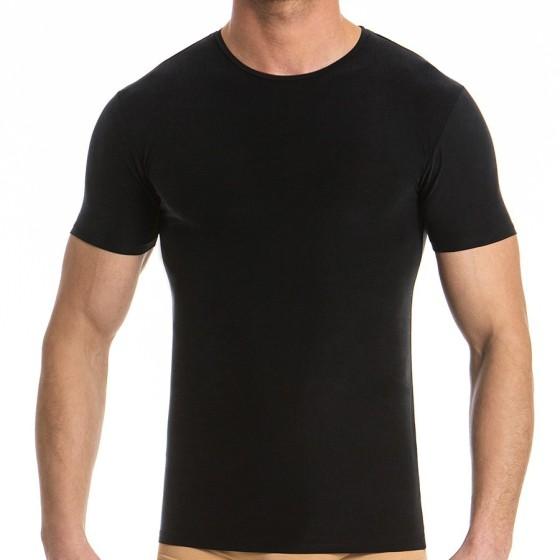 Ανδρικό t-shirt μετάξι Μαύρο