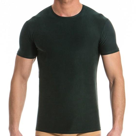 Ανδρικό t-shirt μετάξι Πράσινο