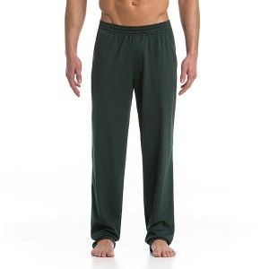 MEN'S LOUNGE PANTS GREEN