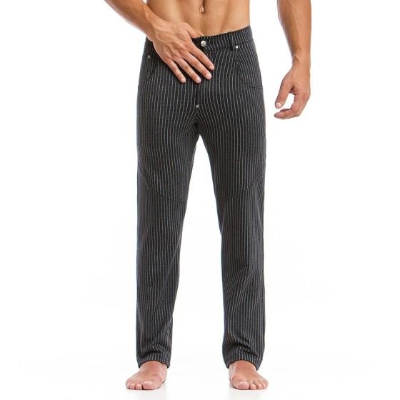 MEN'S PANTS striped