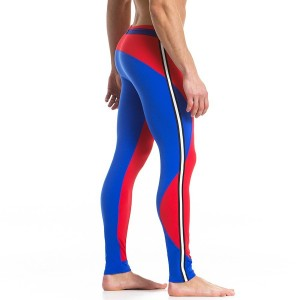 Men's LEGGINGS BLUE