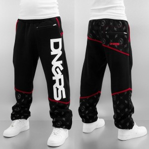 Sweat Pants in black